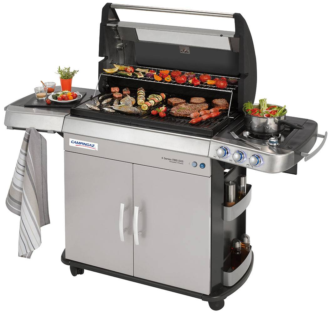 Barbecue 4 Series Rbs Exs