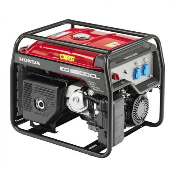 Honda generatore di corrente motorizzato gruppo for Generatore di corrente bricoman