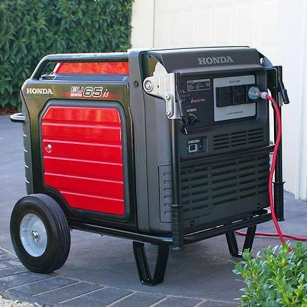 Honda generatore di corrente motorizzato gruppo for Generatore di corrente honda usato