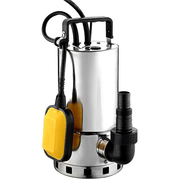Elettropompa sommergibile inox per acque scure - 1100W