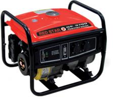 Gruppo elettrogeno GE 3700 red star - motore mosa benzina rs195 - 6,5 CV - 2,8 KW a 220 volt