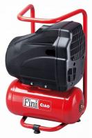 Compressore CIAO 6/1850 - 1.5 HP - 116 l/min - 8 bar