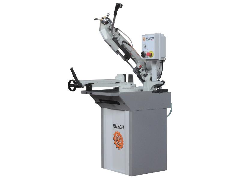 Segatrice a nastro manuale per metallo ZAZ 22 - 400V - 3Ph