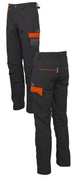 9e5352adb834 Prodotto Pantaloni da lavoro con ginocchia rinforzate e tasca porta ...