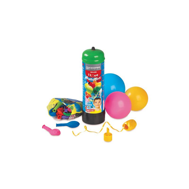 Kit Elio Medium + 30 palloncini assortiti