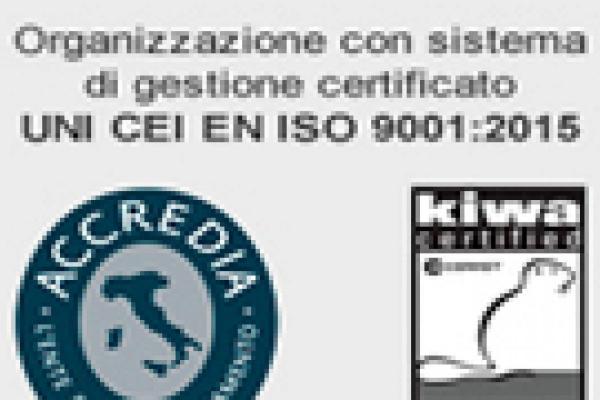 GHE.BA.GAS CERTIFICATA ISO 9001: Immagine