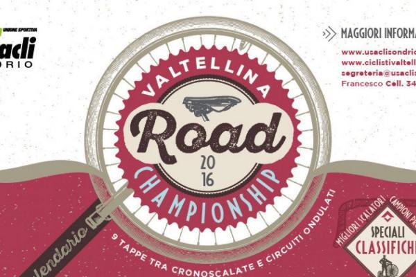 VALTELLINA ROAD CHAMPIONSHIP 2016: Immagine